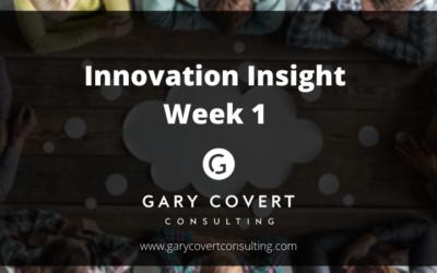 Innovation Insights Week 1