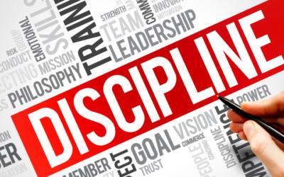 Focus on Discipline