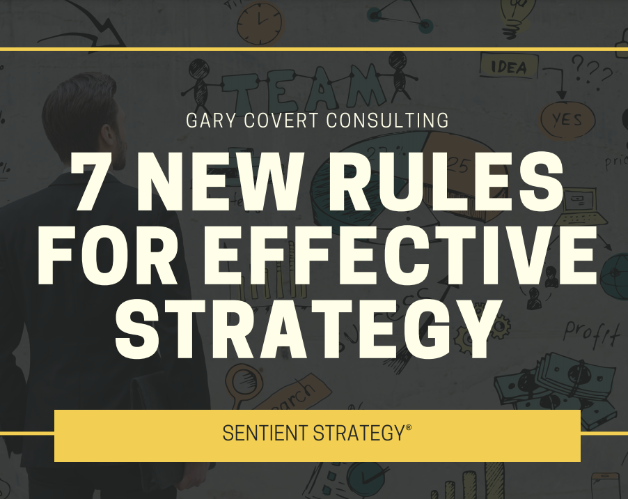 7 Rules for Strategy