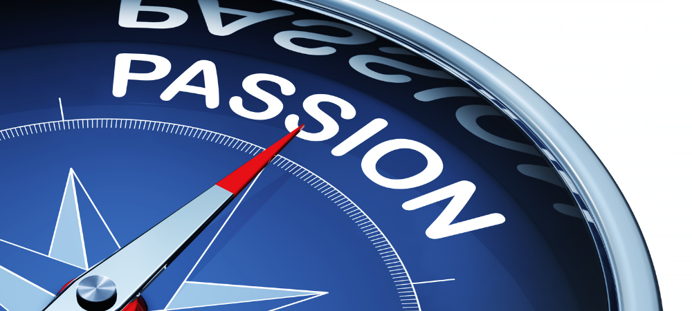Show your Passion. Manage your Emotions.